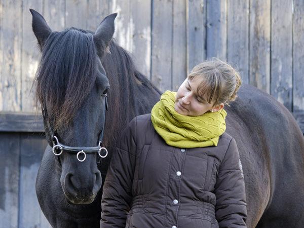 Sara ja Huracan © Kinttu Koipijärvi